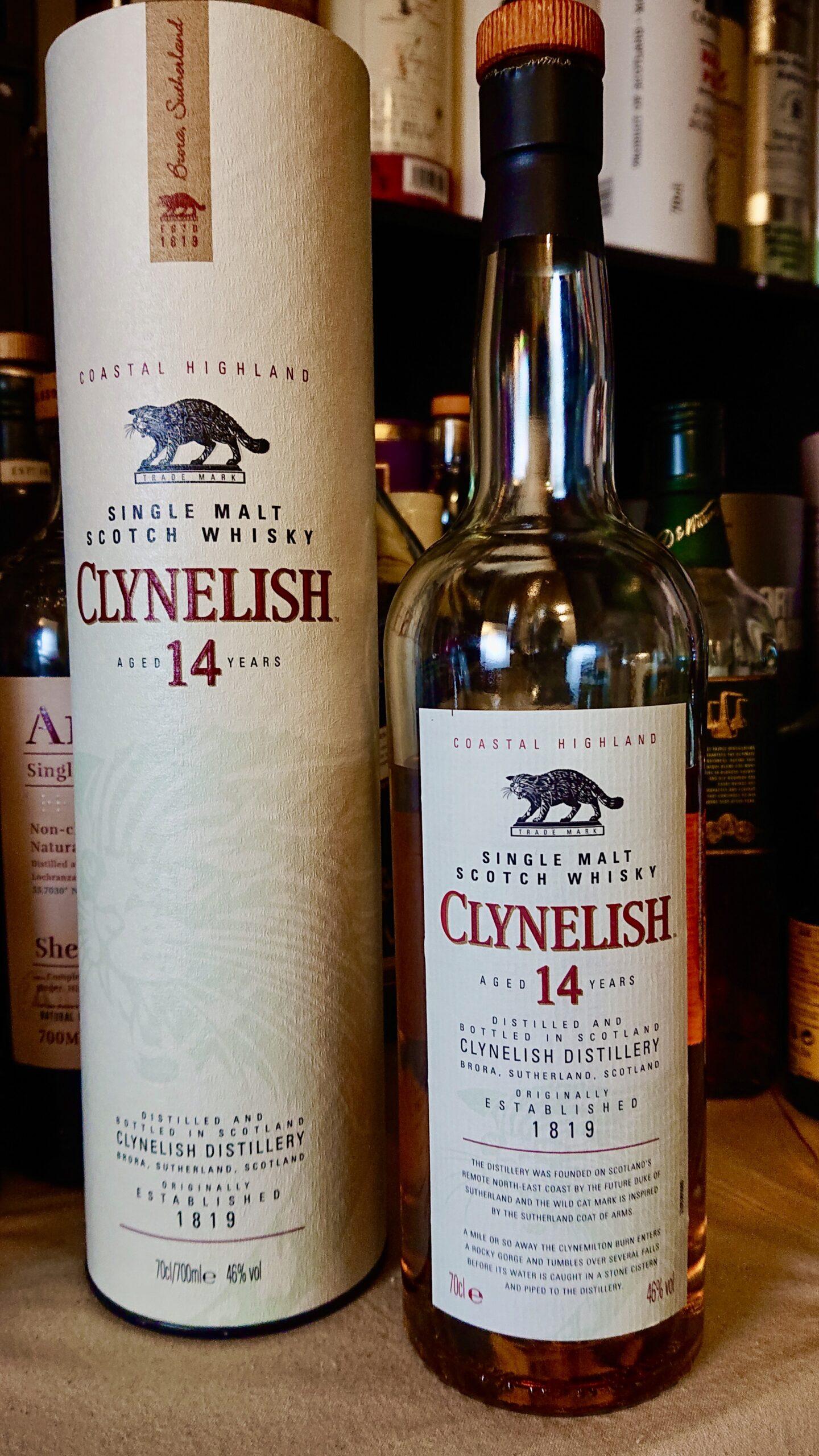 クライヌリッシュ14年のテイスティング・華やかで甘くスパイシー、そして蜜蝋のようにワクシー。北ハイランドの複雑で魅惑的なウイスキー