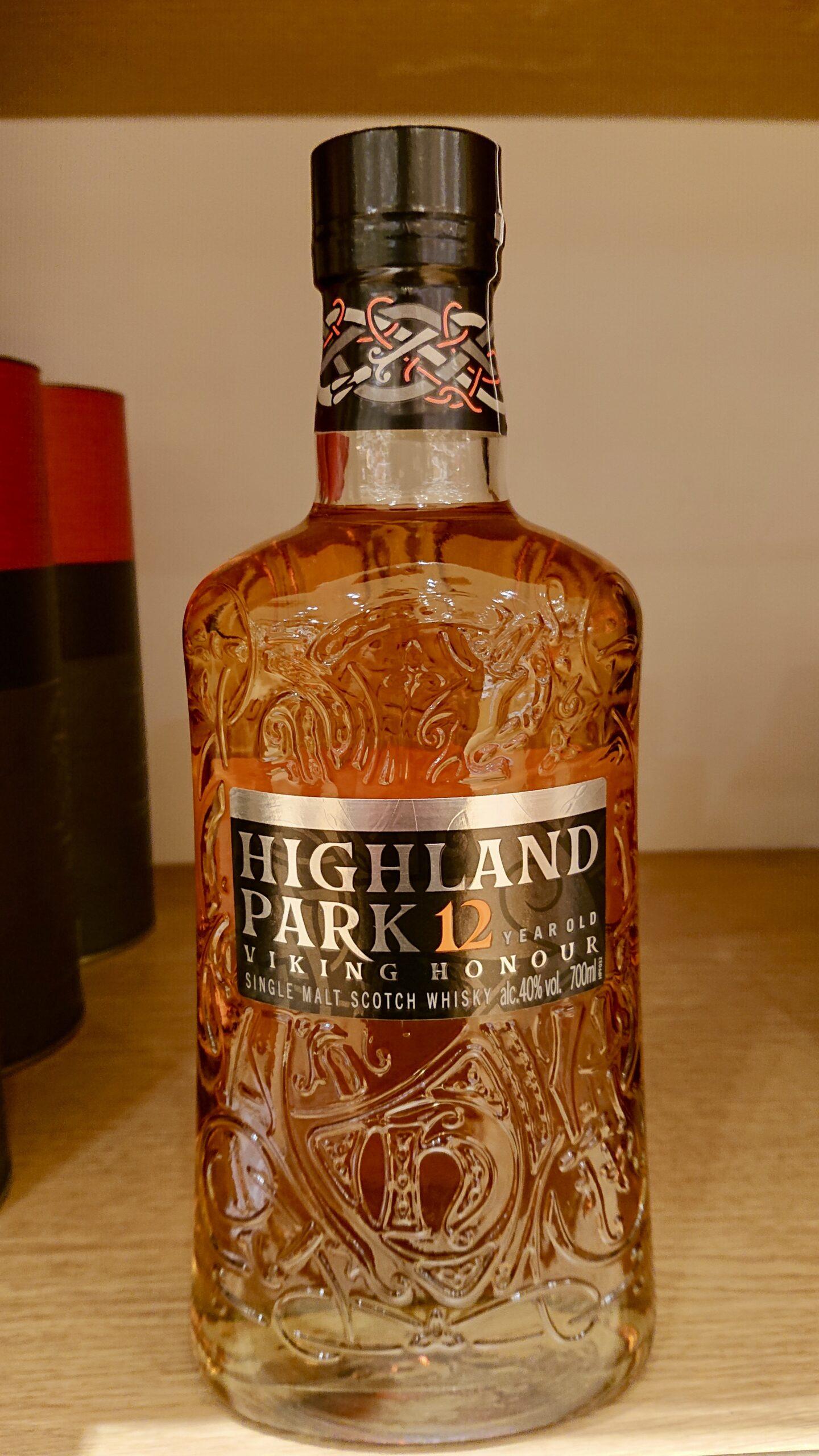 ハイランドパーク12年のテイスティング・スコッチ最北端!オークニー諸島のスモーク&ハニー!