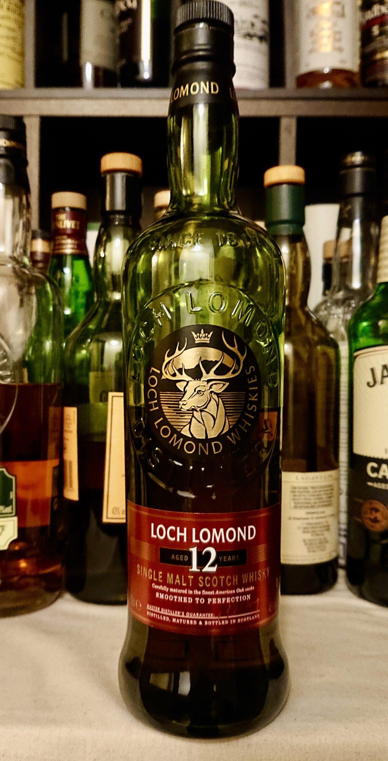 ロッホローモンド12年のテイスティング&レヴュー・多彩な原酒の混合から生まれた不思議にカラフルな個性派ウイスキー